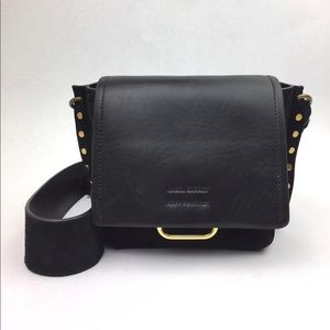 ISABEL MARANT small Asli Leather Messenger Bag